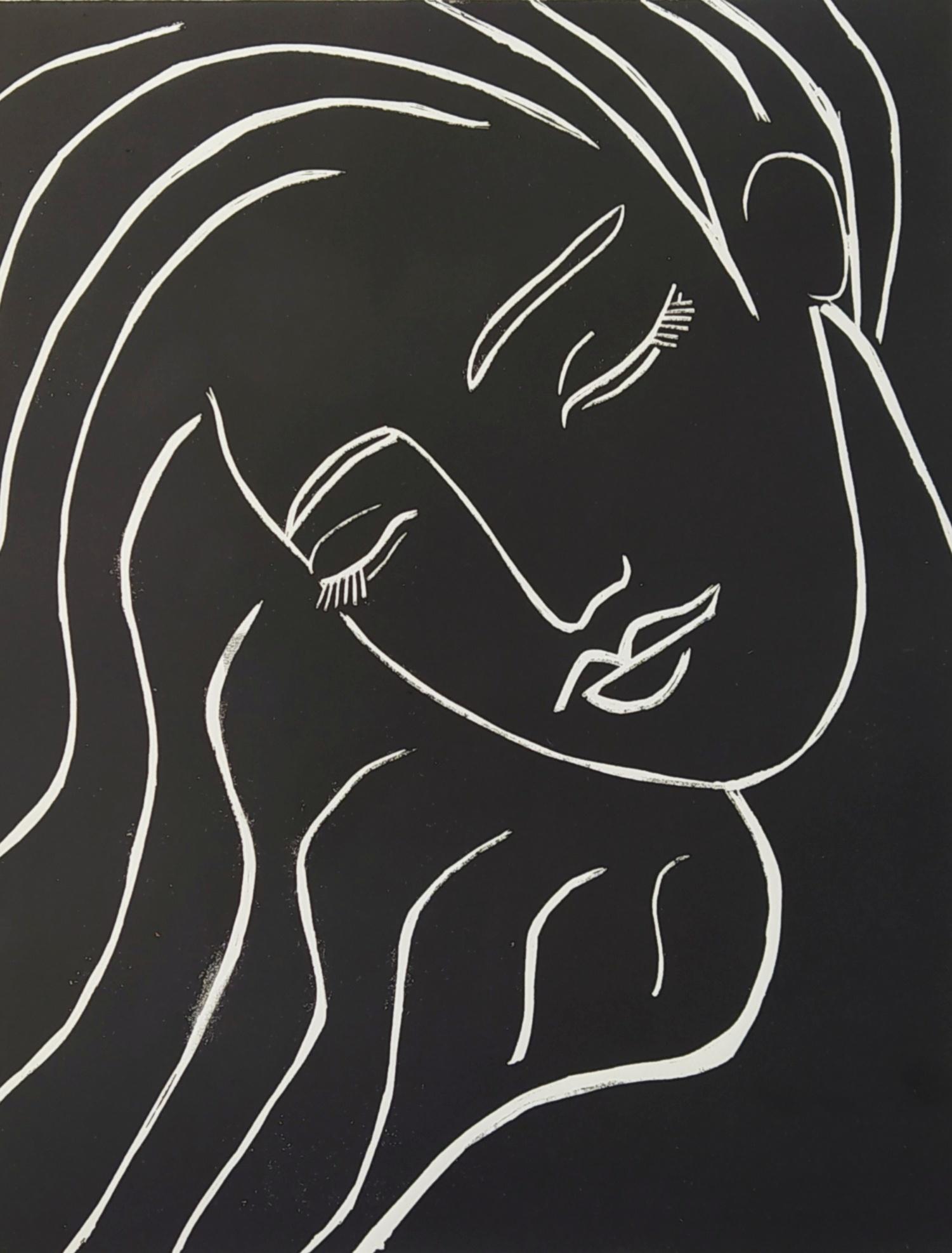 Le vent dans les cheveux par Carole Durand